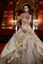 champagne wedding dress naf dresses