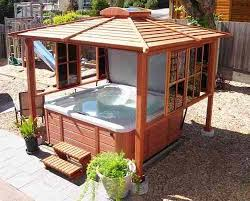 hot tub cover