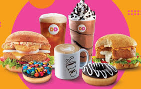 Dunkin Donuts | Home delivery | Order online | Pacific mall Jakhan Dehradun