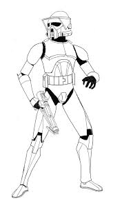 Small Picture Perfect Clone Trooper Coloring Pages 83 With Additional Coloring