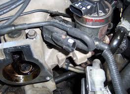 cleaning egr manifold passage 3 4l v6 2003 monte carlo car 2005 Chevy Equinox Egr Wiring Diagram 2007 plenum egr hole and egr valve jpg 2005 Chevy Equinox Engine Diagram