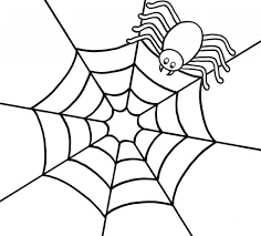 Small Picture Spider Coloring Pages Fablesfromthefriends Com Coloring Coloring