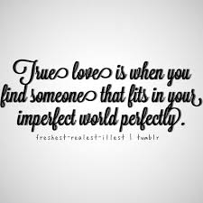 Perfect Love Quotes Inspiration Love Me Perfect Quote Image 48 On Favim