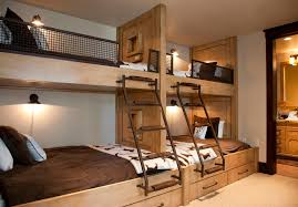 bunk bed lighting. Cool Bunk Beds With Metal Floor Lamps Bedroom Rustic And Reading Light Bed Lighting