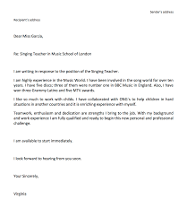 Cover Letter For Teaching Assistant Position Sampleducation