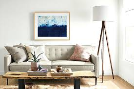 room and board sofa ranging from to has narrow arms and delicately tapered legs supportive cushions room and board sofa