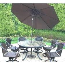 patio sets with umbrella outdoor furniture unique table hole insert kitchenaid dishwasher repair c patio table umbrella hole insert