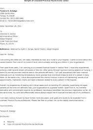 Cover Letter For Lpn Resume Dew Drops