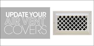 Decorative Return Air Vent Cover Ideas For Updating Your Air Vent Covers Aire Serv