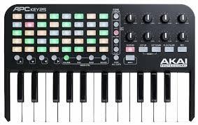 <b>MIDI</b>-<b>клавиатура AKAI APC</b> Key 25 — купить по выгодной цене на ...