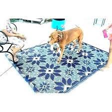 9x18 outdoor rug patio mats patio mats mat 2 pk reversible indoor outdoor rug camping picnic