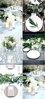 Round Table Settings For Weddings Round Table Decoration Creditxonline Info