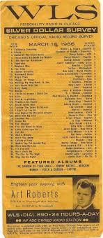 Pop Charts 1966 Wls Radio Playlist 1966 I Love You Larry Lujack Tommy