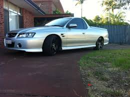 My vz ssz ute | Just Commodores