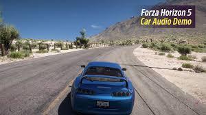 Forza Horizon 5 - Für den Motorsound-Trailer solltet ihr eure Boxen  aufdrehen
