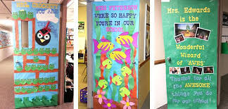 halloween door decorating ideas for teachers. Trendy Door Decorations Ideas Decor Teacher Appreciation Plus Planning Tools Flyers And More . Halloween Decorating For Teachers 5