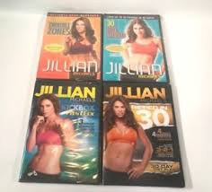 image is loading jillian michaels workout dvds exercise kickbox fastfix ripped