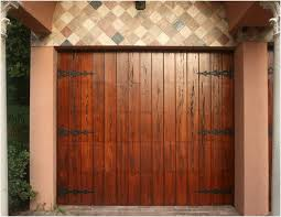 rustic wood garage doors get wooden door kitchens