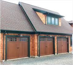 clopay faux wood garage doors. Clopay Canyon Ridge Collection Faux Wood Carriage House Garage Doors Love The Stain Color With D
