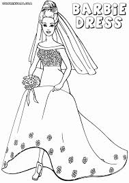 Barbie Coloring Books And Fashion Barbie Coloring Pages Luxury
