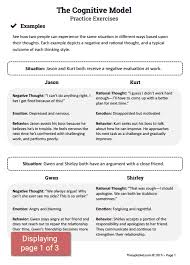 Am j phys med rehabil. Cognitive Therapy Worksheets Image Inspirations Preview Mindfulness Based Dbt Techniques Behavioral Acceptance And Jaimie Bleck