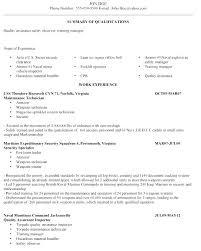 Military To Civilian Resume Enchanting Resume Builder Military To Civilian Download Military Resume Builder