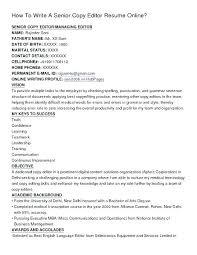 Free Resume Editor Pelosleclaire Com