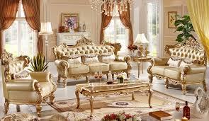 antique style living room furniture. Golden Color Antique Style Sofa Set KT1037 In Living Room Sofas For Italian Furniture Idea 2 O