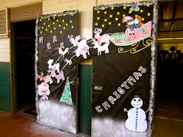 christmas office door decoration. Christmas Office Decor. Decorating Doors For Christmas. Holiday Door - Decor Decoration