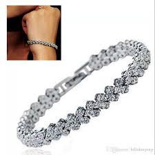 <b>Hot Sale New</b> Zircons Bridesmaids Luxury CZ Crystal Jewelry ...