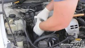 Alternator Remove & Replace