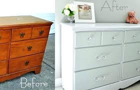 painting veneer furniture how to