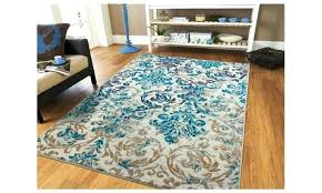navy blue rug wonderful coffee tables area rugs under within regarding ordinary chevron 5x7 and