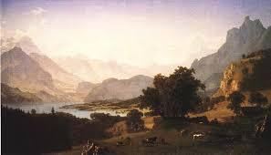 the snite acquires bierstadt landscape american portraits