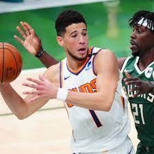 Film review: How can the Suns get Devin Booker back on track in Game 4 of  the NBA Finals? - Bright Side Of The Sun