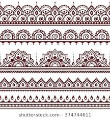 Henna Pattern Awesome Henna Pattern Images Stock Photos Vectors Shutterstock