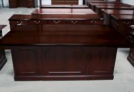 kimball president desk set