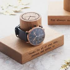 gent s single watch stand