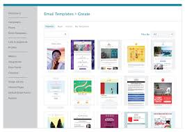 Email Template Design Online Online Email Template Creator Generator For Shopify And