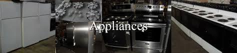 Warehouse Kitchen Appliances Home