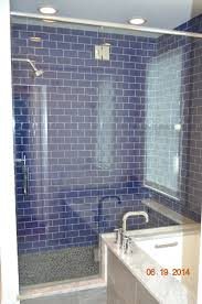 bathroom glass floor tiles. Medium Images Of Glass Tiles Bathroom Walls Tile Above Bathtub Scary Floor Crushed N