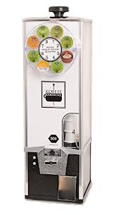 Kcup Vending Machine Awesome Amazon KK Mfg Koffee Karousel KCup Vending Machine 48Quarter