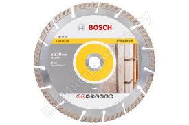 <b>Диск алмазный</b> Universal (<b>230х22.2</b> мм) <b>Bosch</b> 2608615065 - цена ...