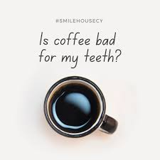 As enamel wears off, your teeth are vulnerable to damage and disease, notes the food research institute 1. Smile House Is Coffee Bad For My Teeth Excessive Caffeine Intake Can Lead To Tooth Enamel Erosion Which Causes Your Teeth To Be Thin And Brittle Due To Its Effect On