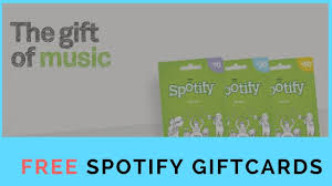 how to get spotify premium for free spotify gift card code generator spotify gift card codes