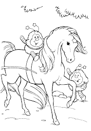 Small Picture 49 best Coloring Pages Rainbow Brite images on Pinterest