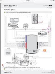 directed remote start wiring diagram dei dball2 install using oem in Ford Remote Start Wiring Diagram directed remote start wiring diagram dei dball2 stall using oem