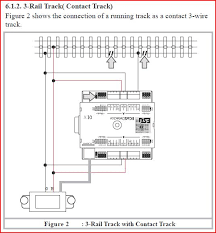 ecosdetector 50094 and the ecosdetector standard 50096 switch track wiring is this a reference to marklin 24994 c circuit track