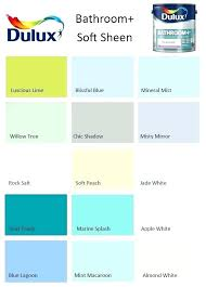 Kitchen Paint Colour Chart Dulux Bathroom Paint Colour Chart I0v0i Info