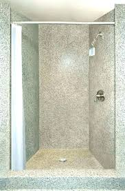 s concrete shower walls diy